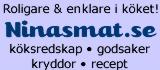 Ninasmat.se roligare & enklare i köket! border=